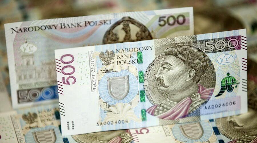 курс евро к злотым