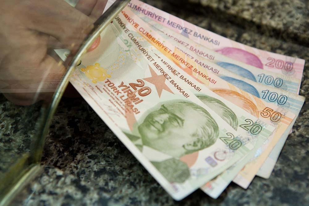 турецкая лира курс