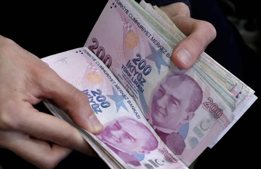 курс турецкой лиры к гривне