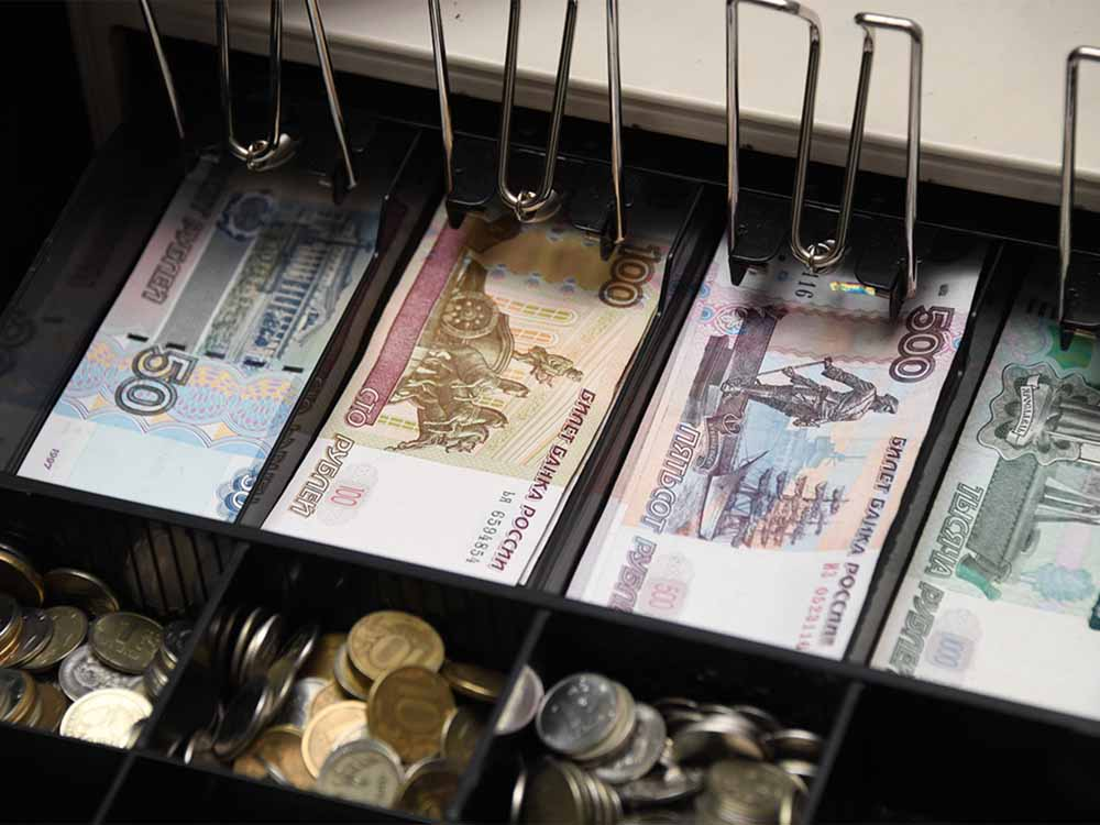 курс рубля в банках Украины на сегодня