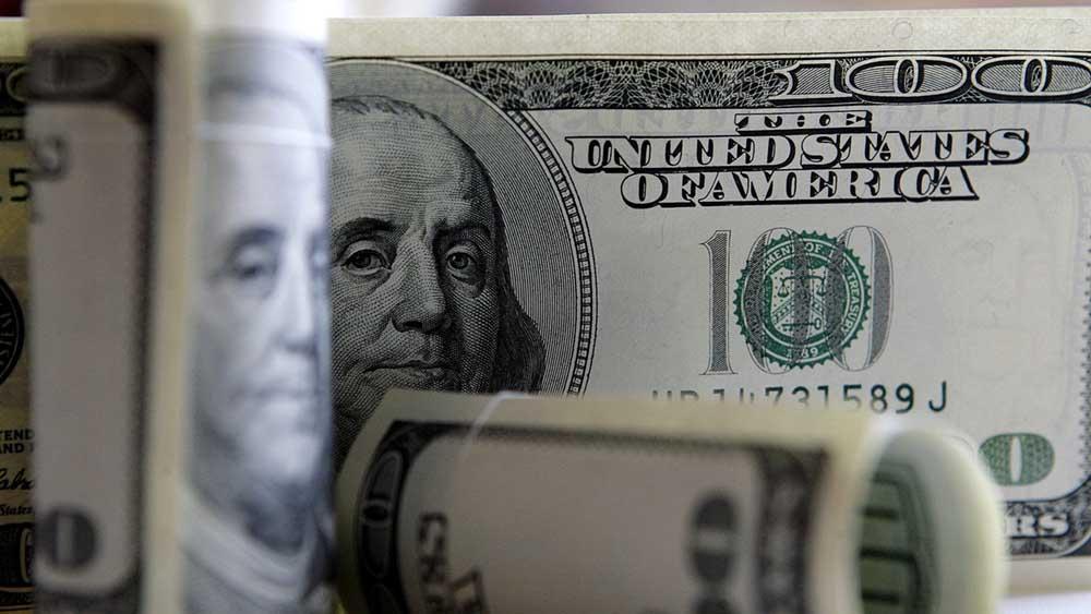 курс доллара динамика