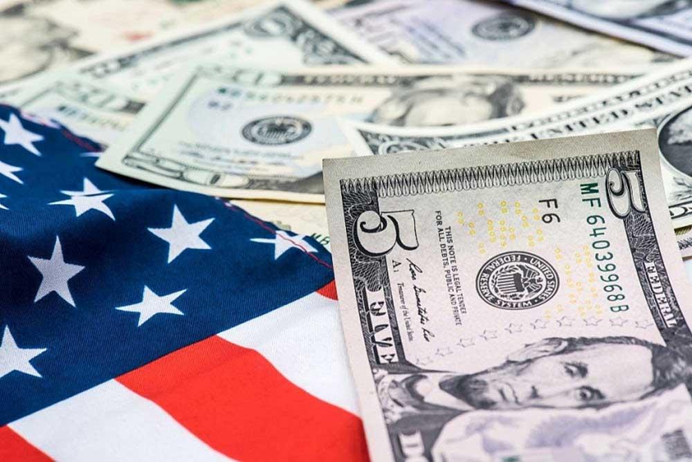 динамика доллара