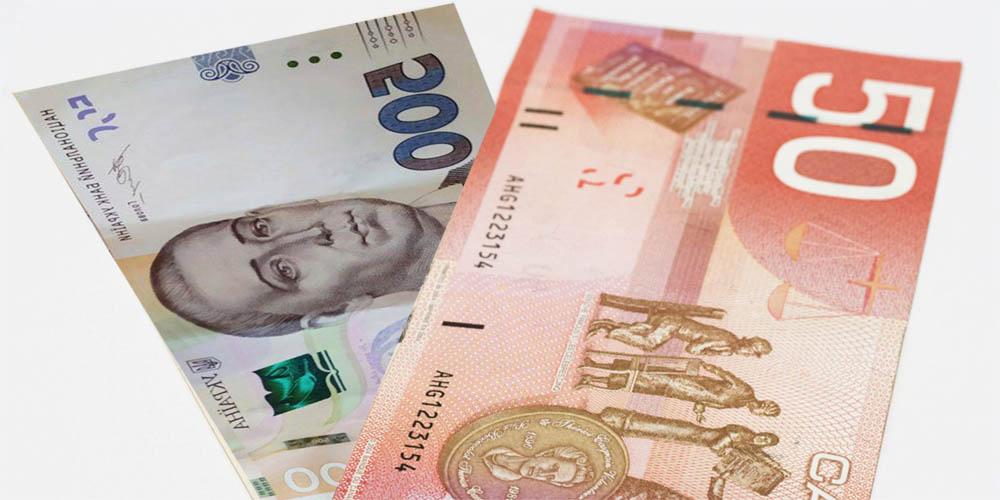 курс валют канадский доллар